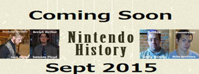"""An Interview With… Zachary Snyder & """"Nintendo The History"""""""