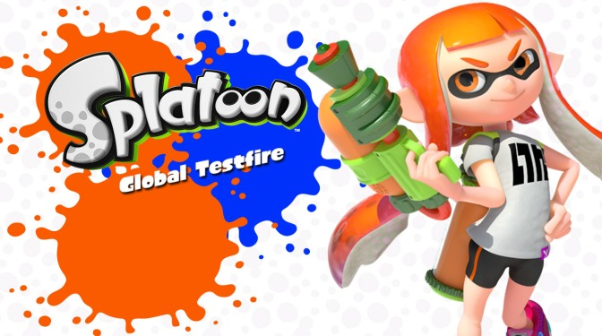 The Final Splatoon Global Testfire, Saturday 23rd Of May!