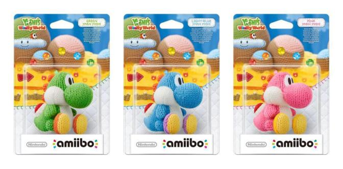 Legend Of Zelda Outfits For Yoshi's Woolly World