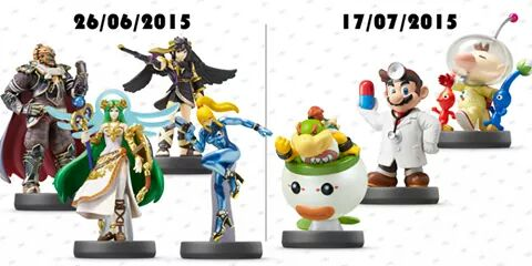 Get Your GAME On For Wave 5 Amiibo (UK Stores Only)