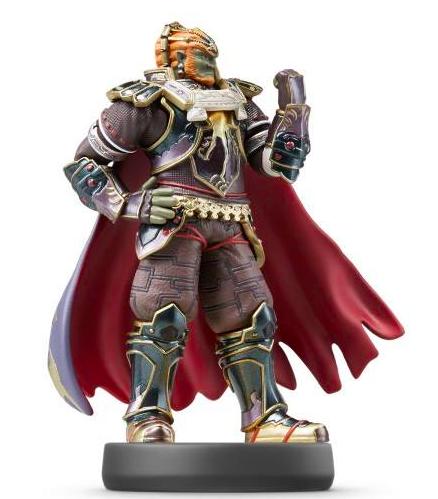 Ganondorf Amiibo En Game España