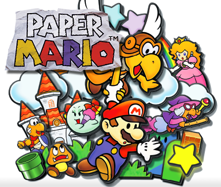 Paper Mario 64 Finally Comes To Wii U eShop In UK & Europe!!!
