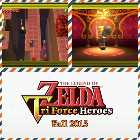 Zelda & The Legend of the Hand-held
