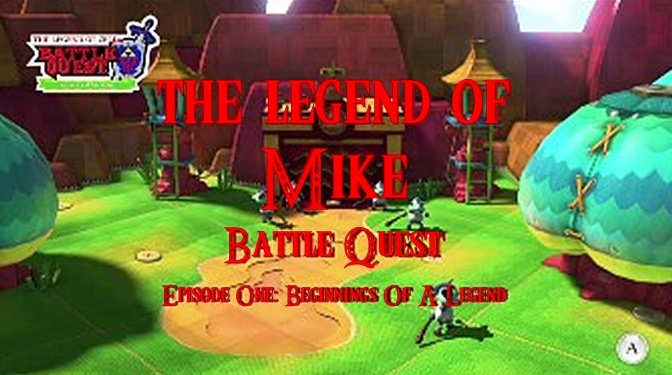 The Legend Of Mike: Battle Quest