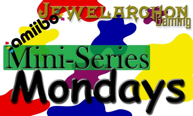 amiibo Mini-Series Mondays