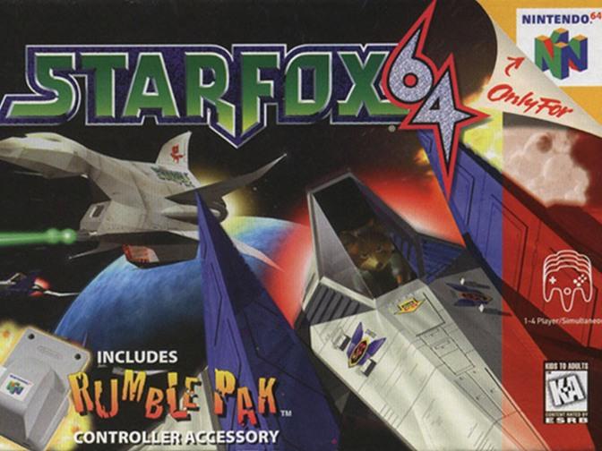 Nostalgia Trip: Starfox