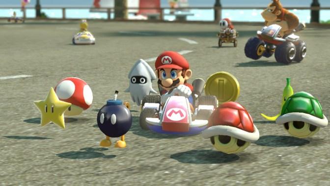 Mario Kart Rage – It's Real