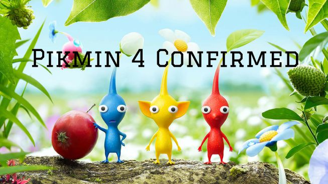 Pikmin 4 Confirmed & Super Mario Galaxy 3 A Possibility but neither will be coming to Wii U!