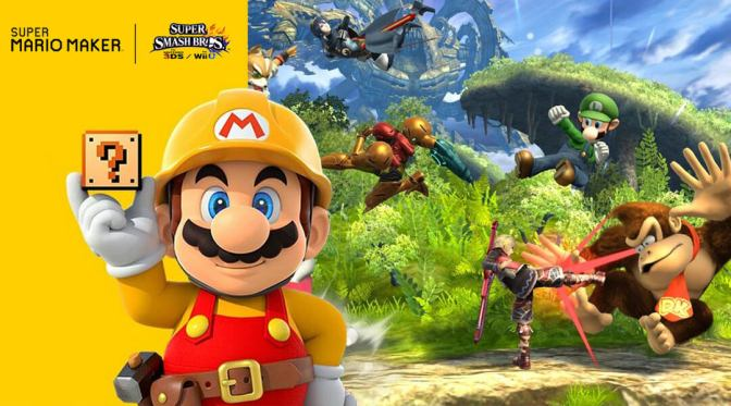 Smash Bros To Get Super Mario Maker Stage!