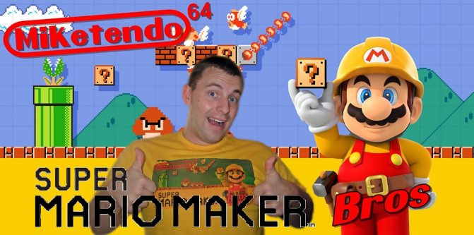Coming Soon! The Super Mario Maker Bros Show!
