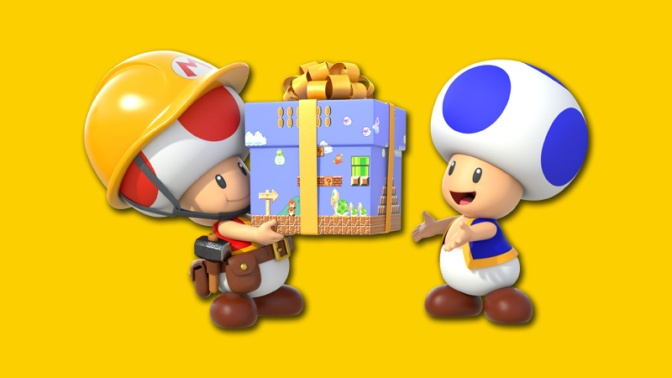 At Last! Super Mario Maker gets checkpoints and more.