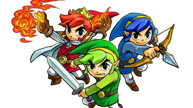 Tri Force Heroes Miketendo64 Review comes tomorrow!