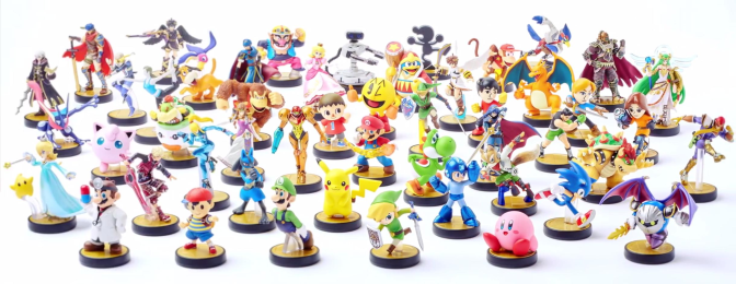 It All Starts With One: The Power Of Amiibo