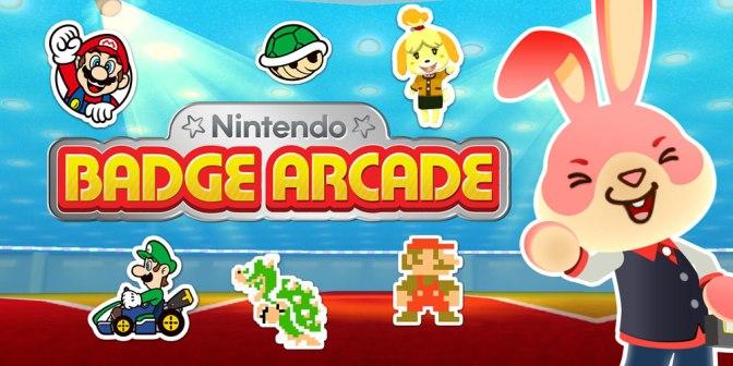 Badge Arcade