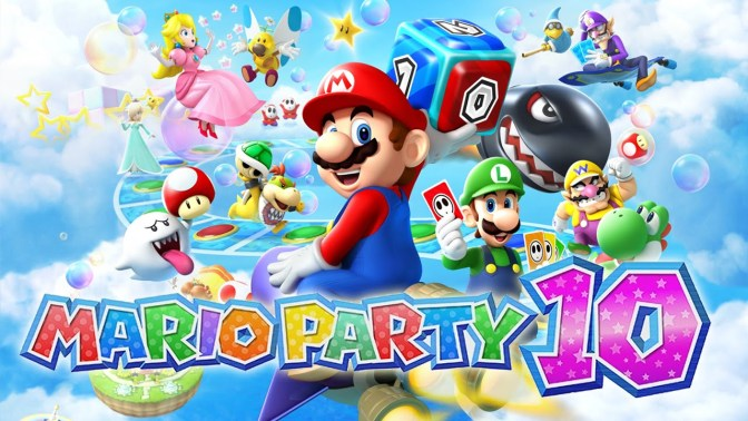 Mario Party 10 & The Lack Of DLC