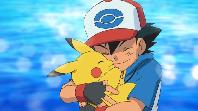 Hey You, Pikachu!  Why do we Love you So?