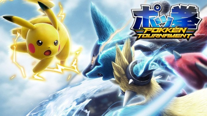 Pokkén Tournament – On the Road to the 2016 Pokémon World Championship