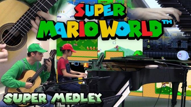 A Super Mario World – Super Medley