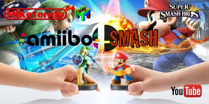 Amiibo Smash!!! A New Webseries