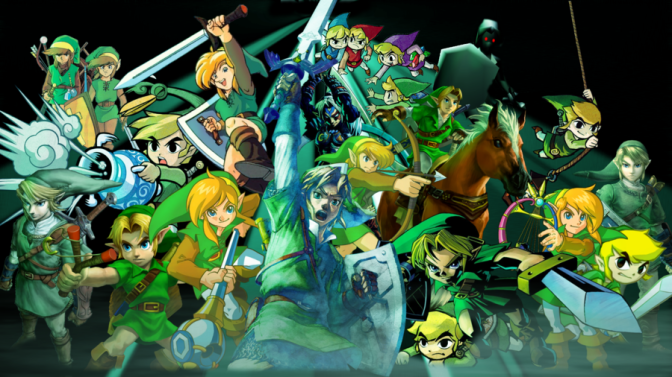 Our Zelda Week YouTube Playlist