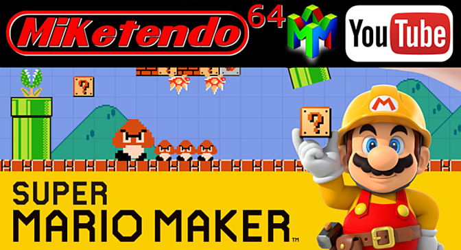 Super Mario Maker – A Pattern Emerges