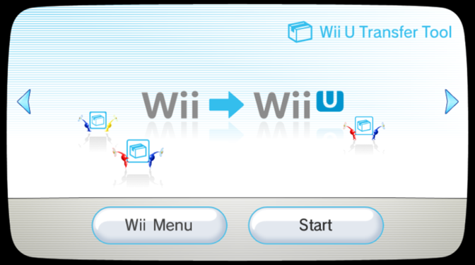 Biting The Bullet With The Wii-Wii U Transfer