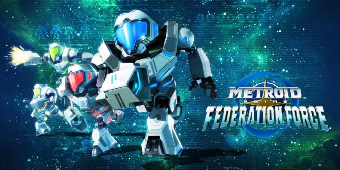 Metroid Prime Federation Force (Nintendo Direct Details)