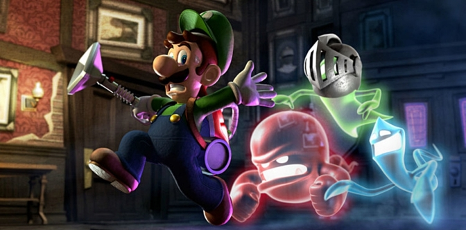 Luigi's Mansion 3 Rumoured For NX Launch Title!