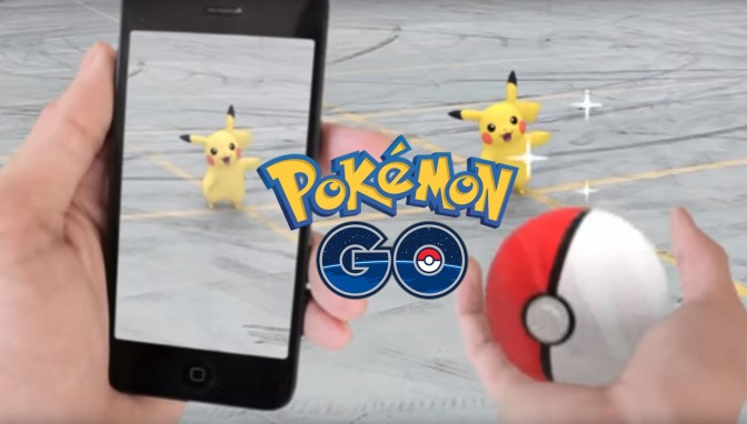 Pokémon GO – Beta Footage Emerges!