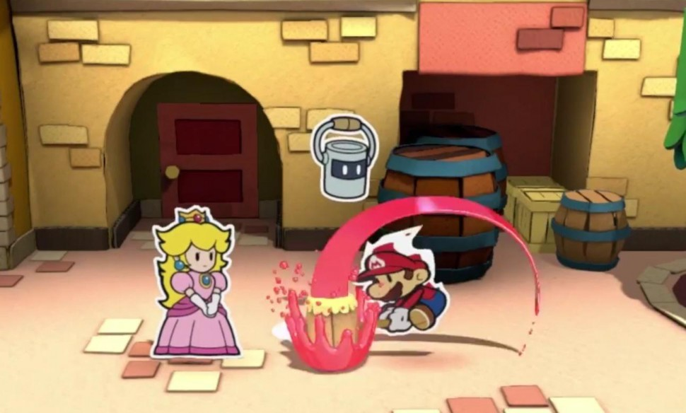 Paper Mario  The Thousand Year Door   cube   Walkthrough and Guide     Super Paper Mario  Nintendo Selects