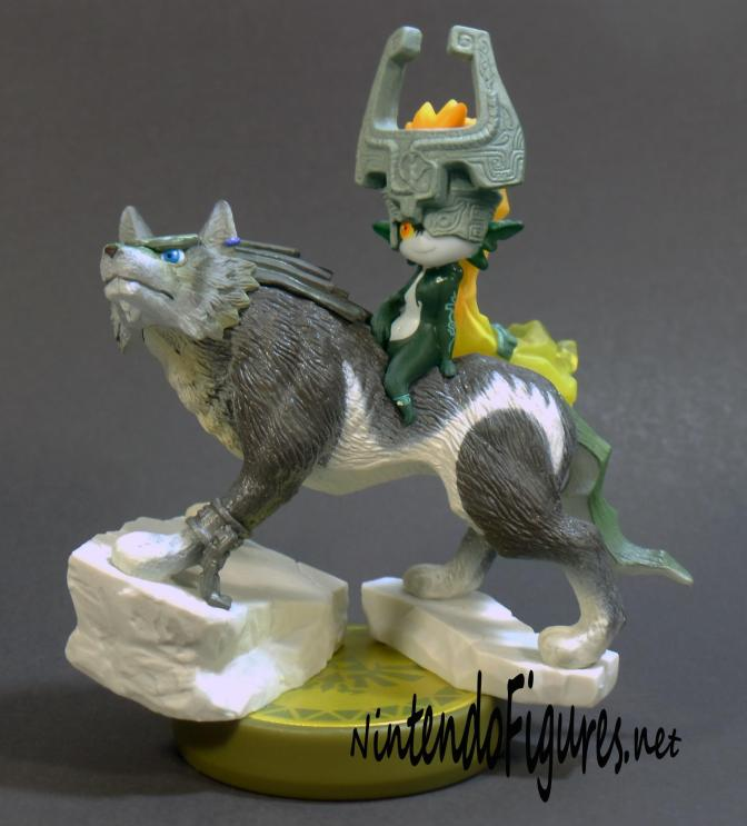 Wolf Link The Legend of Zelda: Twilight Princess Amiibo Review