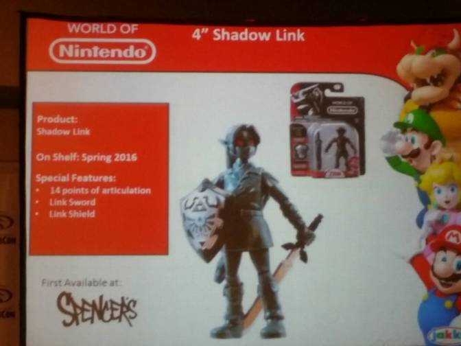 Big World of Nintendo 4″ and 2.5″ Announcements at WonderCon