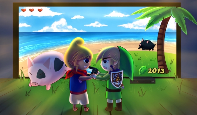 Wind Waker HD Continues to Sail a Sea of Sales