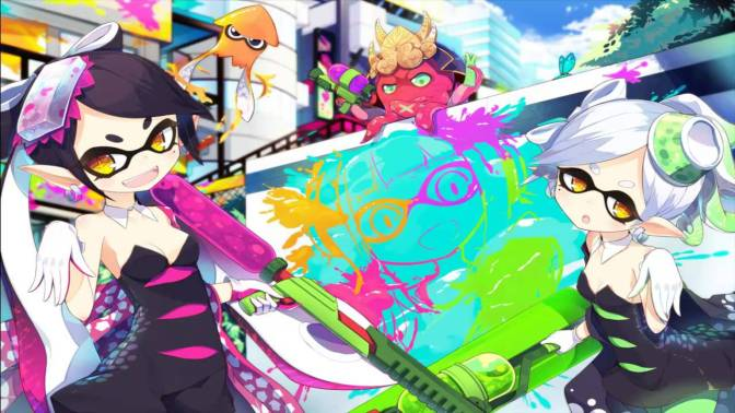 The Squid Sisters Have Done it Again!