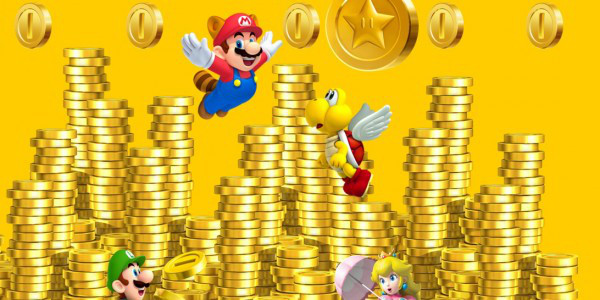 Nintendo Profits Fall 60% In 12 Months