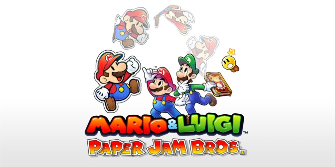Nintendo and SONIC Are Partnering to Bring Mario & Luigi Paper Jam Toys to Their Meals