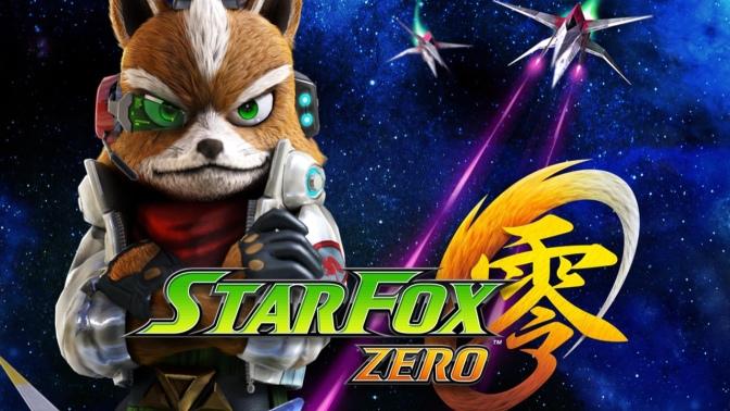 Star Fox Zero: The Battle Begins Premieres April 20th