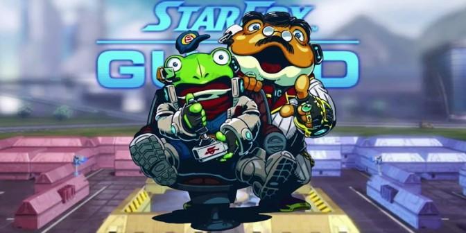 Star Fox Guard Gets Its First Update!