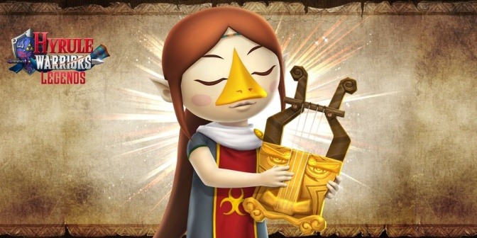 UPDATE: Medli & Master Wind Waker Pack Confirmed to Release May 19th (Europe & Japan)