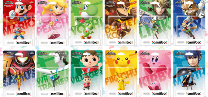 Version 9.0 of the Fan-Made Amiibo Compatibility Chart Is Here!