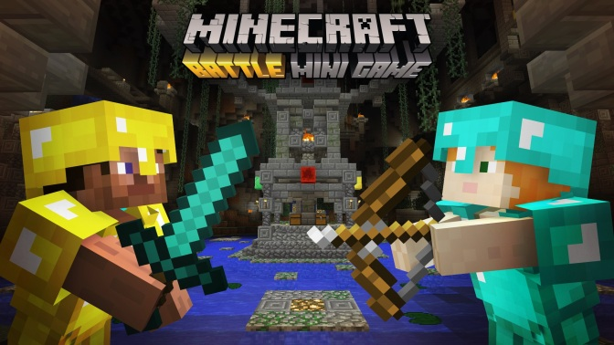 Get Ready for Battle! Minecraft's New Mini-Game is Coming!