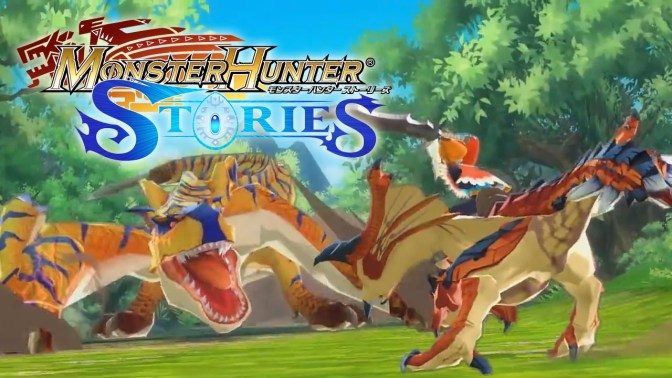 New Monster Hunter Stories Trailer Emerges & amiibo Coming To Japan