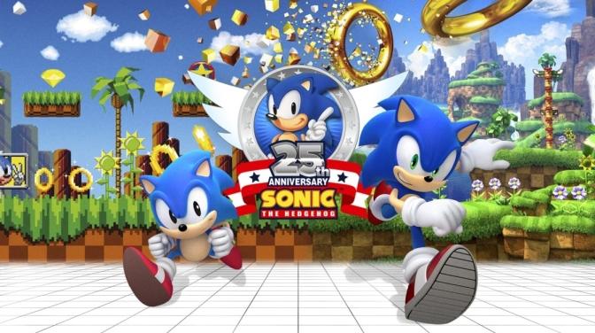25 Years of Sonic!
