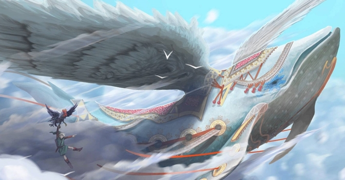 (Zelda Theories) Twilight Princess Trio Connected to the Wind Fish