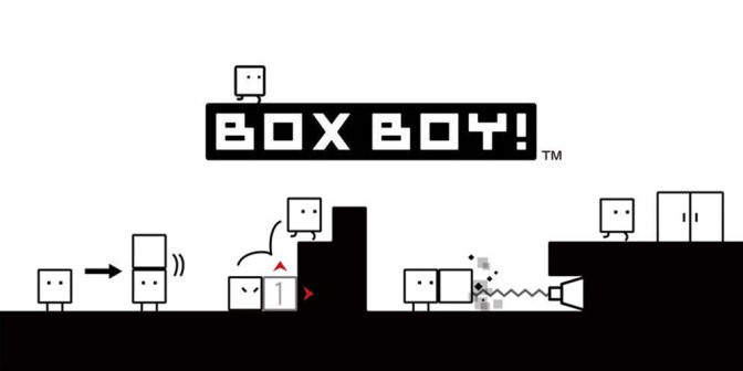 Thinking Outside the Box in BoxBoy! – Review