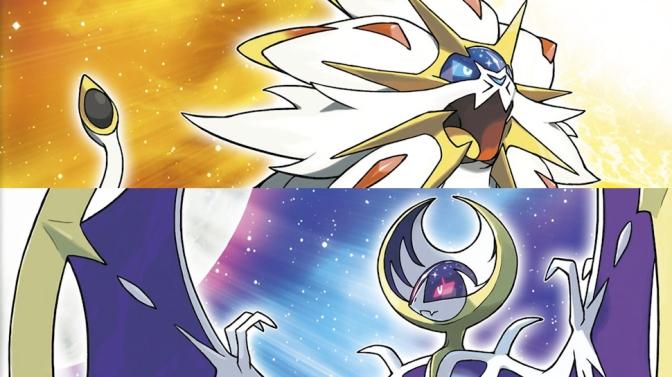 New Details About Pokemon Sun & Moon (E3 2016)