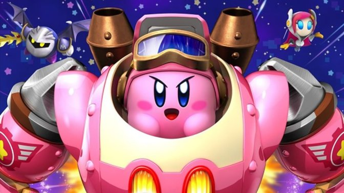 Kirby Planet Robobot: First Impressions