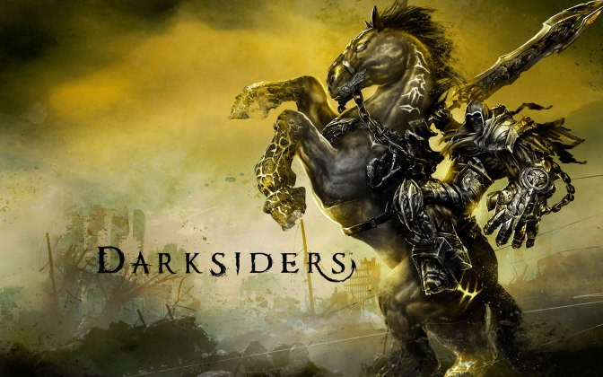 Darksiders Warmastered Edition will Release October 25th on the Wii U