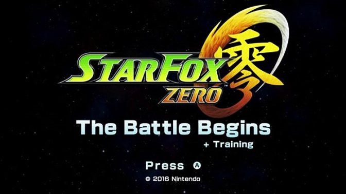 StarFox Zero & Guard Demos Now Available In North America eShop