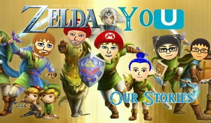 Zelda You: Our Stories Issue #7 (21st of August 2016)